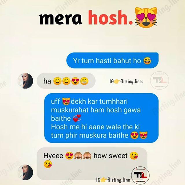 Flirt Whatsapp Pick Up Lines