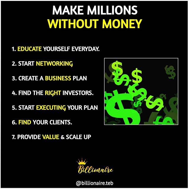Billionaire Success Quote